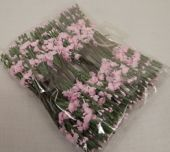Heather x 12 Stems x 12 Bunches Pink