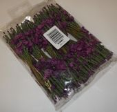 Heather x 12 Stems x 12 Bunches Violet