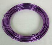 OASIS® Aluminium Wire - Purple