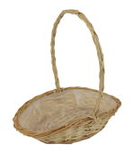 Single Peeled Country Basket