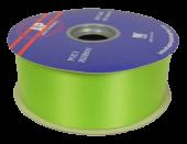 "2"" x 100yds Lime Green Ribon"
