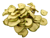 Apple Sliced Green 200g