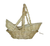 S/3 Bleeched Field Baskets