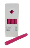 Cylindrical Candles 210/21 X 12 Fuchsia