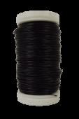 Metallic Reel Wire - Black 100g