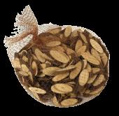 Mini Wood Slices Natural Bag