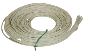 Rattan 3 mm Bleached