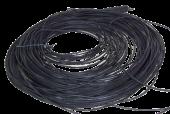 Rattan 3 mm Black