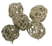 Brunch Ball Natural Peeled 4cm (1.5inch) X 20