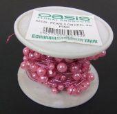 Pearls on Reel - Pink