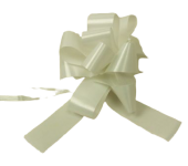 31mm Pull Bows White x 30