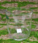 Glass Cylinder 15 x 15cm