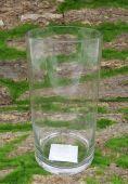 Glass Cylinder 20 x 10cm