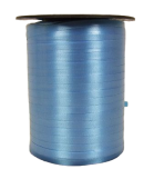 5mm x 500mtr Curling Ribbon Azure Blue