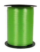 5mm x 500mtr Curling Ribbon Lime Green
