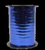 5mm x 500mtr Curling Ribbon Blue Mettallic