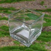 8 x 8 x 8cm Glass Cube
