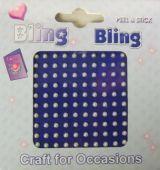 3mm Bling Bling Pearls Ivory x100
