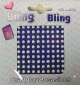 4mm Bling Bling Pearls White x100