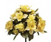Daffodil Bush Yellow 32cm