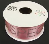 Diamante Pink Ribbon A Special Girl 25mm x 10mtr