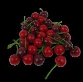 Mixed Red Cherrys x 72pcs
