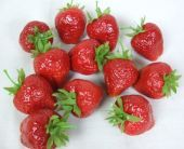Strawberry Bag x 12pcs