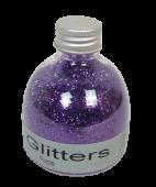 Flower Glitter - Purple 150ml