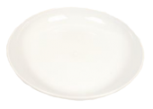 9inch White Acrylic Dish