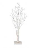 """41""""  Manzanita Wishing Tree W/MDF Base White"""