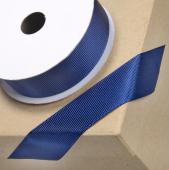 Grosgrain Ribbon 16mm x 10mtr Navy Blue