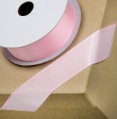 Grosgrain Ribbon 16mm x 10mtr Pink