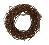 Wreath Willow 80cm Natural