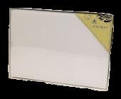 White Guest Book In PVC Box 245 x 170mm