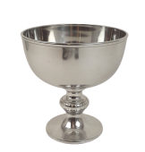 20 x 20cm Silver Plated Punch Bowl