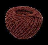 Paper Rope Spool Brown
