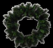 """30"""" Deluxe Pine Wreath"""