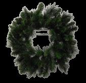 """20"""" Deluxe Pine Wreath"""