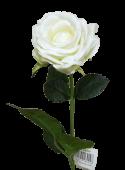 Diamond Rose White 40cm