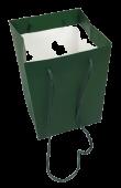 Olympic Bag Dark Green 25cm x 10
