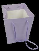 Olympic Bag Lilac 25cm x 10