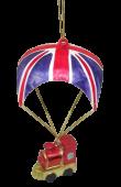 Union Jack Parachute w/Train