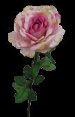 74cm Sorbet Rose Stem Pink