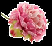 38cm Peony Pick  Pink