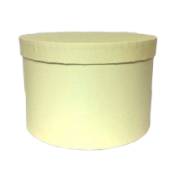 Ivory Hatbox D - 21cm