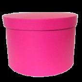Cerise Hatbox D - 21cm