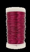 Metallic Wire Hot Pink (0.5mm x 100g)