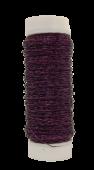 Bullion Wire Purple (0.3mm x 25g)