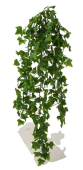 Ivy Hanging Bush UV 75cm