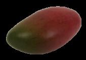 Mango 12cm Red/Green